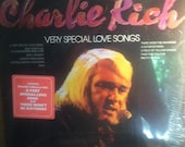 Charlie Rich Very Special Love Songs Sealed Country Record Album