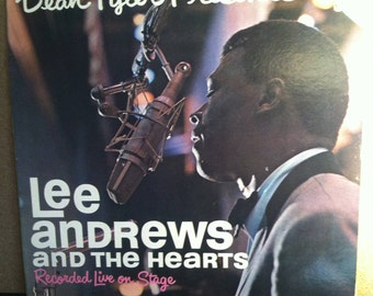 Dean Tyler Presents Lee Andrews And The Hearts Vinyl Soul Record Album