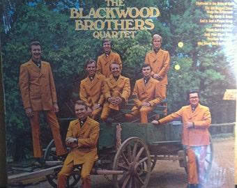 Blackwood Brothers Quartet Sheltered In The Arms Of God Sealed Vinyl Gospel Record Album