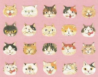 Cute Cat Smiling Sticker
