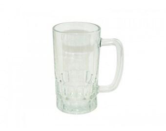 20oz Glass Beer Mug
