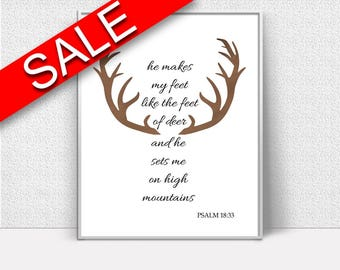 Lord Prints Wall Art Psalm Digital Download Lord Scripture Art Psalm Scripture Print Lord Instant Download Psalm Frame And Canvas Available