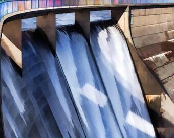 Stithians dam