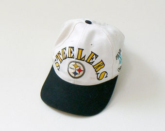 32f410b04 1979 Steelers Snapback - Steelers Hat - 70s Hat - 80s Hat - Vintage  Snapback - 80s Snapback - 70s Snapback - 70s Clothing - 80s Clothing