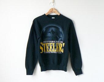 1994 Pittsburgh Steelers Sweatshirt - 90s Sweatshirt Vintage Sweatshirt  Football Sweatshirt NFL Sweatshirt Vintage Steelers - Men s S b79fff249