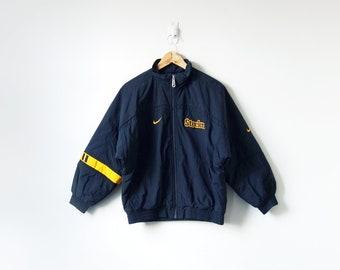 Steelers jacket | Etsy  supplier