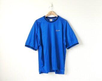 0065c4d308fc0 Nike mesh shirt   Etsy