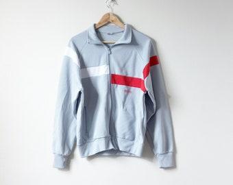 97c0793e92c6 90s Converse Windbreaker - 90s Windbreaker - 90s Hip Hop Clothing - 90s  Jacket - Colorblock Jacket - Gray Windbreaker - Men s L