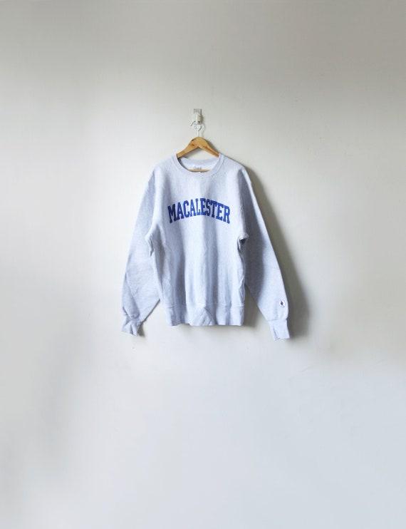 90s Macalester College Sweatshirt - 90s Sweatshirt