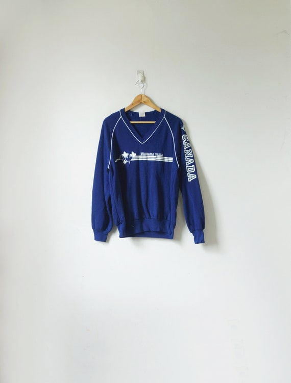 "70s ""Niagara Falls"" Vintage Sweatshirt - 70s Sweat"
