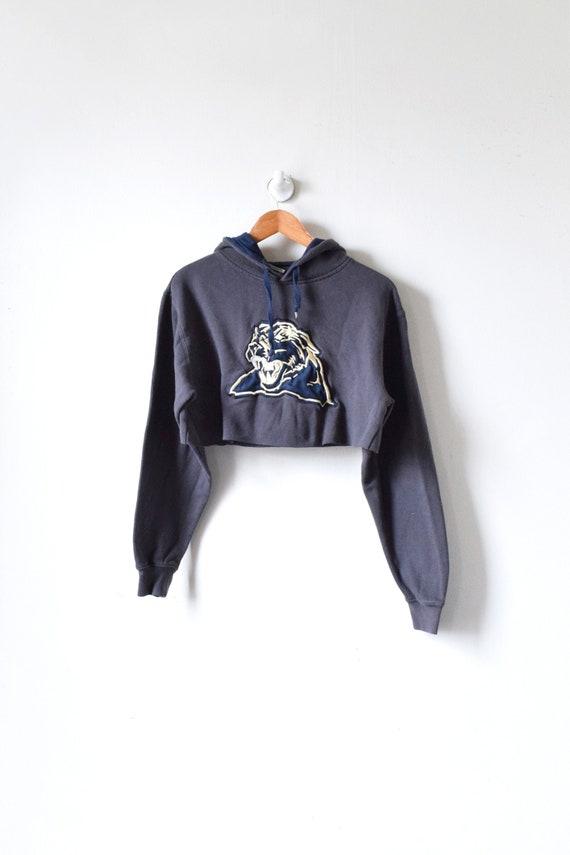 Pitt Sweatshirt Vintage Pitt Hoodie Women/'s XS 90s Pitt Panthers Hoodie