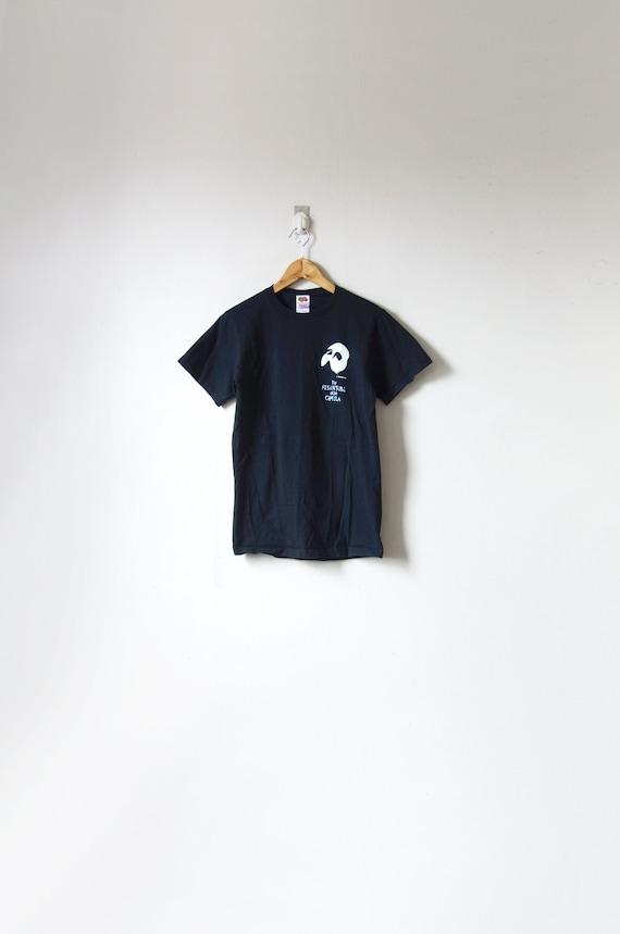 90s Phantom of the Opera T-Shirt - Vintage 90s Mus
