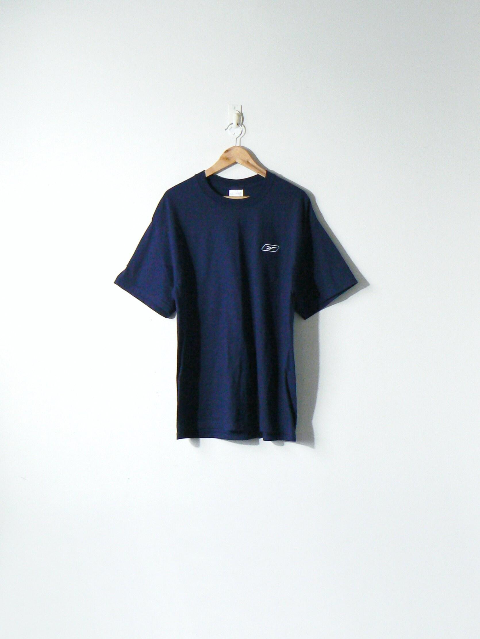 90 s Reebok Logo T-Shirt-90 s T-Shirt T-Shirt s - Reebok T-Shirt - Reebok T-shirt - 90 s Hip Hop vêtements - 90 s Streetwear T-Shirt-XL homme 4c0c6c