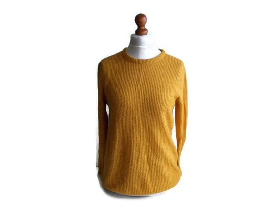 Vintage Mohair Sweater, Wool sweater, Womens sweat