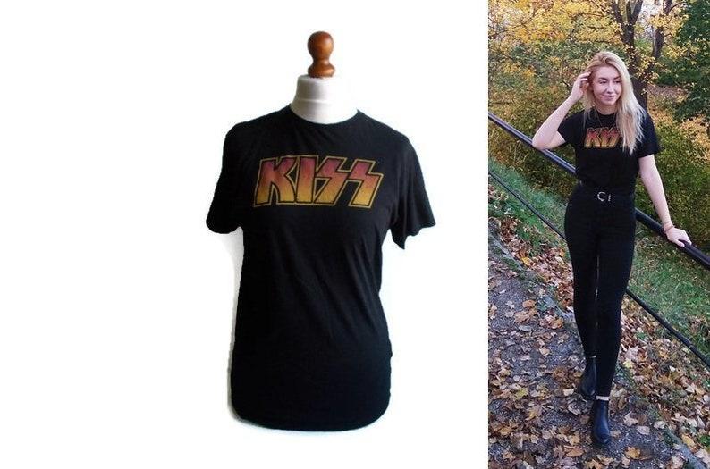 c31fac8a Vintage Band TShirt Grunge Tshirt Band tee Rock tshirt | Etsy