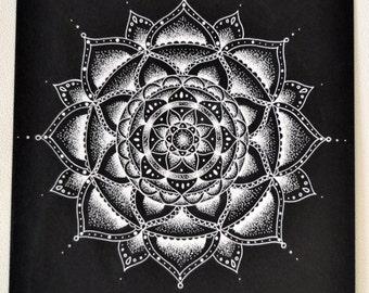 Mandala stampa