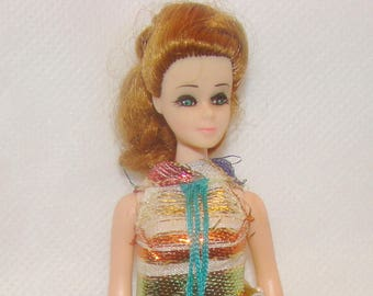 Topper Daphne Doll With Braided Hair