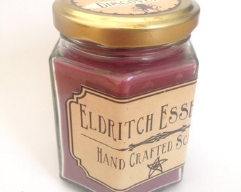 Eldritch Essences Hex Jar Scented Candle *Discovery*