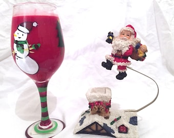Eldritch Essences - Christmas Mulled Wine Glass