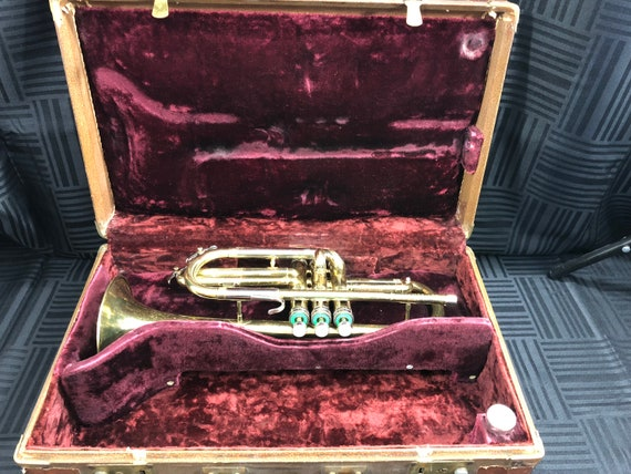 Vintage 1964 Conn Director Trumpet - Just Serviced - Plays Great!