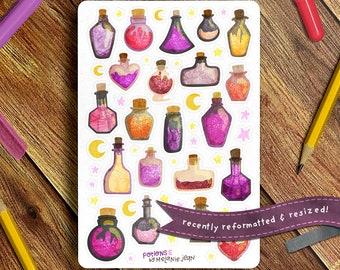Journal Sticker Sheets