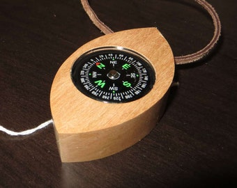Compass - Scout Award - Necklace