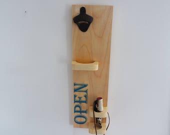 Bottle Opener - Wine Opener Corkscrew