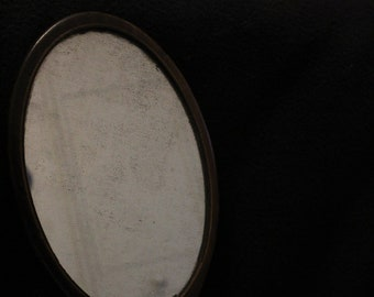 Home Decor- Shaker Hand Mirror from Canterbury Village in NH