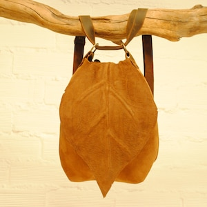 Forest Wood Collection Backpack-bag