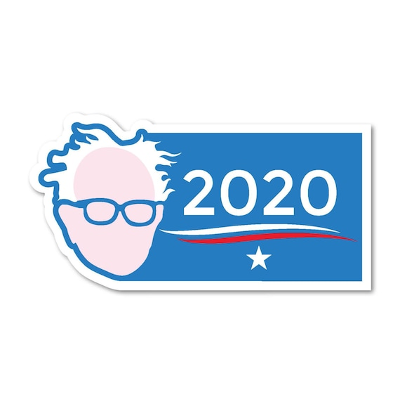 Bernie Sanders 2020 Bumper Sticker