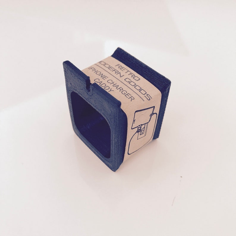 3D Printed iPhone Caddy image 0