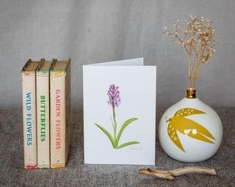 Irish Orchid - Notecard Set