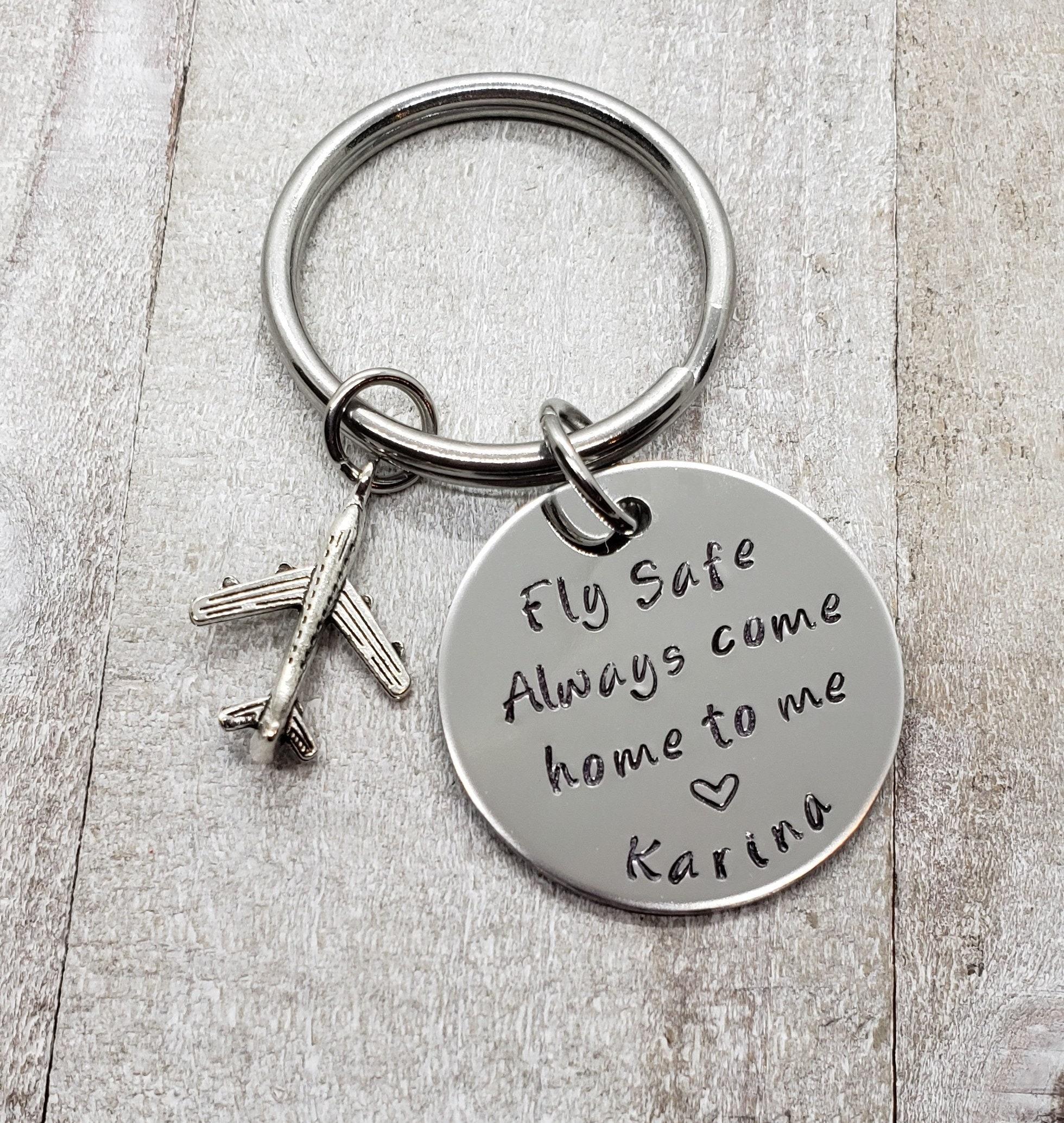 I fucking love you keychain