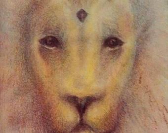 Awaken Your Roar Art Print