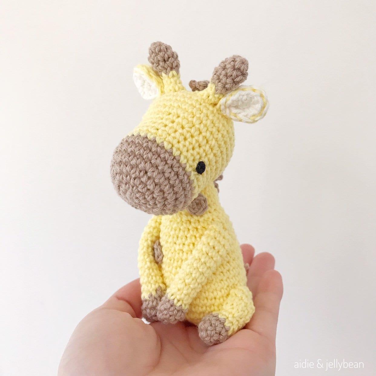 Giraffe Crochet Patterns -Amigurumi Tips - A More Crafty Life | 1242x1242