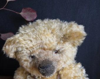 Teddy bear Teddybär Teddy bear mohair OOAK