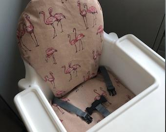 IKEA highchair cushion IKEA Antilop IKEA chair cushion | Etsy