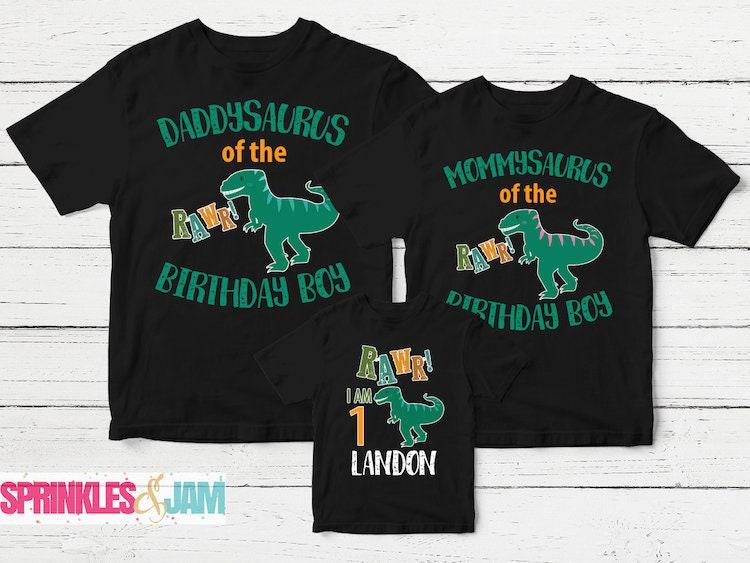 3e38b787 3rd Birthday Party For Boy, Dinosaur Birthday Party, Third Birthday,  Birthday Ideas,. 50. The Best Deal Online 3rd Birthday Shirts ...