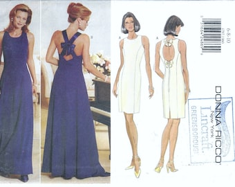 Butterick 4797 Misses' Dress - Size 6-8-10