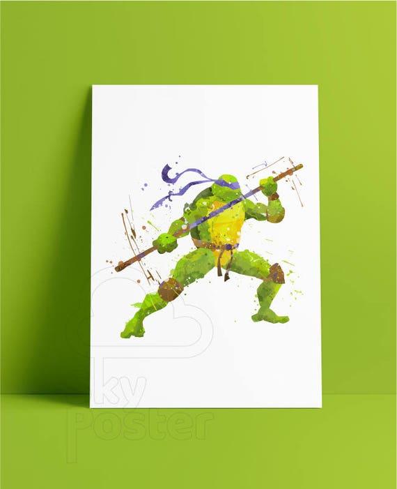 Ninja Turtles Schlafanzug 98 104 116 128 Junge Pyjama kurz Shorty Turtels Sommer