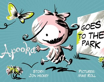 Apooka Goes to the Park