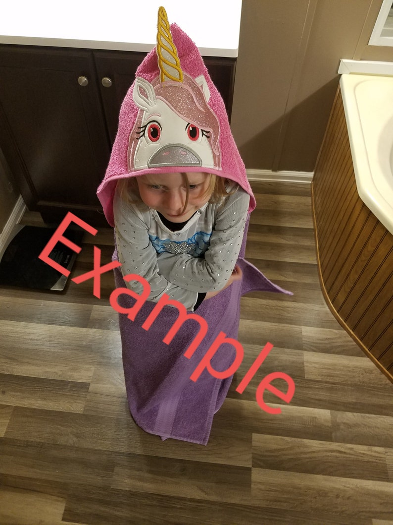 Kids Hooded Towel Kids Gift Emoji Gift Baby Shower Gift Baby Hooded Towel Kids Emoji Emoji Hooded Towel Swimsuit Cover up Baby Gift