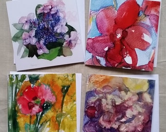 Art Cards Flower Set 1