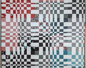 Circular Illusion PAPER Pattern (PBQ #103)