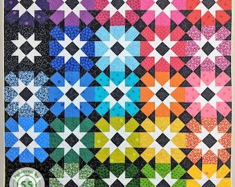 Color Burst PAPER Pattern (PBQ #110)
