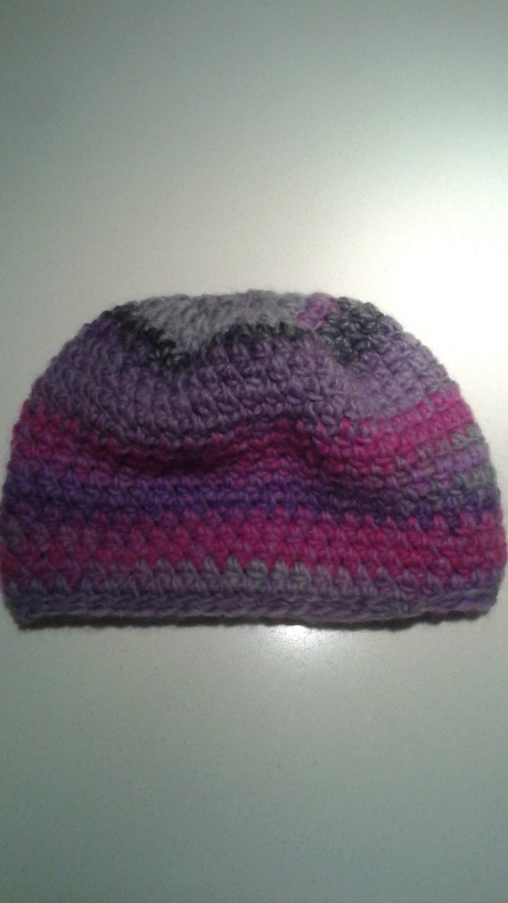 d3b3aed43d0 CLEARANCE Beanie crocheted child 18 months