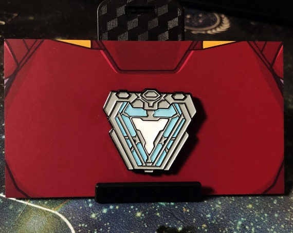 Arc Reactor Pin
