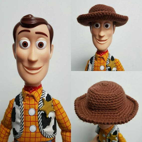Toy Story Woody Pop Hoed Vervanging Woodys Hoed Toy Etsy
