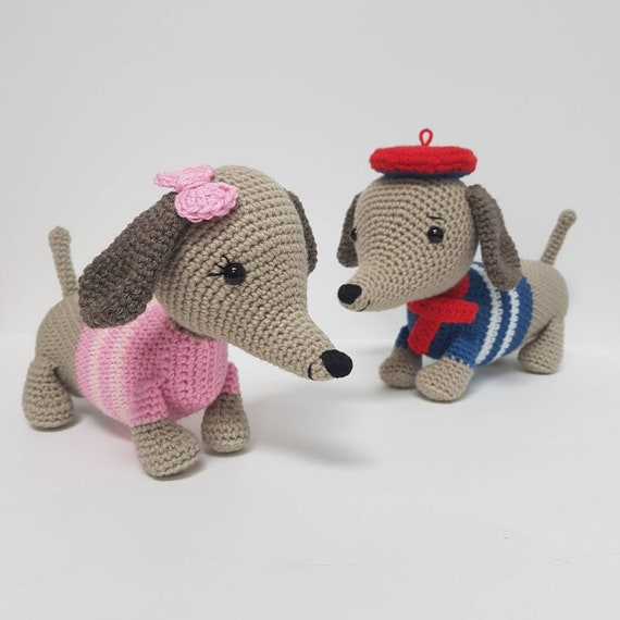 Ravelry: Boodles Dachshund FREE pattern by Laura Sutcliffe ...   570x570