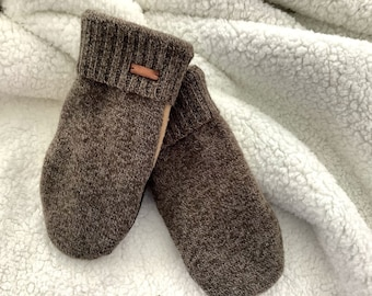 Men's Mittens - Recycled in Vermont - Warm, Classic